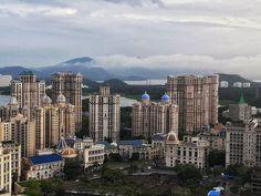 Mumbai, Maharashtra, India. Towering Mumbai against nature's beauty..... Pic by @havneethuda #India_ig #Indiaig #India #Mumbai #landscape #clouds #igers #ig_nature #monsoon #aerialview #cityscape #travelgram #natgeo #beautiful #travel #lonelyplanet #Maharashtra #nature #architecture #instagram #buildings
