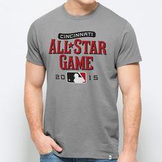 Cincinnati Reds All-Star 2015 Game Logo Flanker MVP T-Shirt - MLB.com Shop