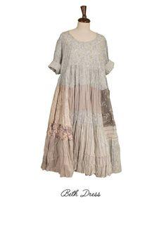 Shabby Chic Home Decor Chifon Dress, Boho Chic, Shabby Chic, Robes Vintage, Mori Girl Fashion, Lace Evening Gowns, Mode Boho, Gypsy Style, Mode Inspiration