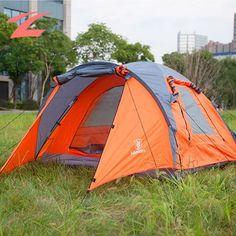 ZNL Zelt Campingzelt Trekkingzelt Familenzelt 210×180CM EZP07