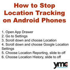 Here's how you can stop your phone from spying on you. | Yummymummy.ca