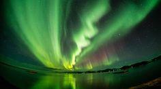 Auroras boreales desde Höfn, Islandia | El Universo Hoy