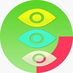 #Colourblind memory test game from What's AppMaker: buff.ly/1RpMQaq #ophthalmology #visuallyimpaired
