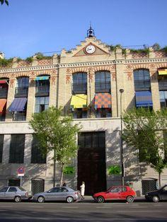 La Casa Encendida en Ronda de Atocha.