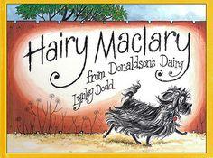 Hairy Maclary, Lynley Dodd | 29 Children's Books All Australians Grew Up Reading