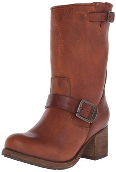 FRYE Women's Vera Short Engineer Boot *** Quickly view this special boots, click the image : Boots for women