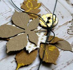 Blütenstempel: Herbstlaub