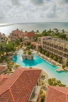 Coco Beach Resort Belize. Ambergris Caye. #laidbackluxury