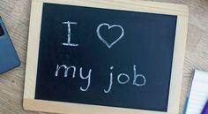 positivity, productivity, job enjoyment