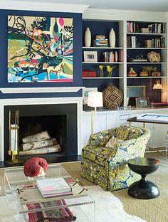 The Pink Pagoda: Interior Designer Barrie Benson