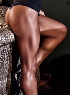 I need to work out harder for a pair of legs like these!!!;)