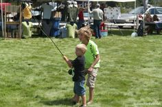 """How to get your kids """"hooked"""" on fly fishing! A great article on when and how to start and what gear is best to begin with. From NatureForKids.net"""