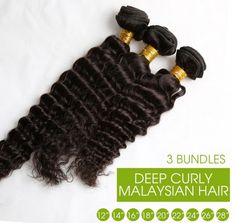 Hot Queen Mixed Length #1B 12-28inch 3 Bundles/lot Malaysian Deep Curly Virgin Hair Weave Free Shipping Prom Dresses 2016, Prom 2016, Hair Products Online, Pure Products, Brazilian Curly Hair, Wholesale Hair, Deep Curly, Queen Hair, Malaysian Hair