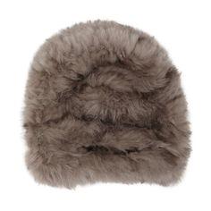 Barneys New York Fur Slouchy Hat | $245 Get on my head!