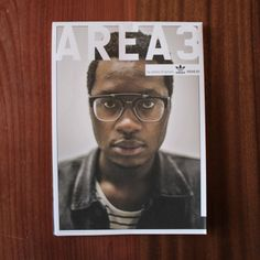 adidas Originals AREA3 Broadsheet - third edition on street this week | Creative Nestlings