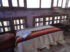 Moroccan Striped Pompoms Blanket / Sun par SheherazadeStories