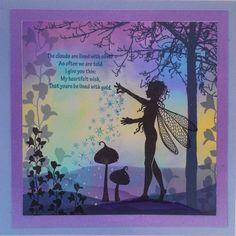 Beautiful Fairy cards