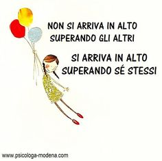 "A chi mi diceva ""non sei ambiziosa!"" io dico ""i-g-n-o-r-a-n-t-e! Jokes Quotes, Me Quotes, Good Sentences, Italian Quotes, My Philosophy, Motivational Phrases, My Diary, Beautiful Words, Decir No"