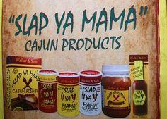 Slap Ya Mama spices