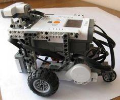 DrGraeme - Free Lego MindStorms NXT tutorials. | ReBrick | From LEGO Fan To LEGO Fan