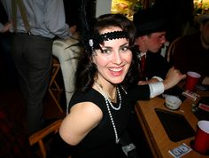 How to Throw a 1920s Party That's the Cat's Meow -- fun speakeasy Roaring 20s party planning tips!