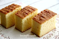 This is perhaps one of the most famous butter cake recipes around. And rightly so too! It is the most buttery, most fragrant, the softest, the moistest, and yes, the BEST butter cake I have ever ta...