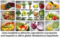 alimente anti-hepatita