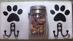 Easy Crafts To Make and Sell - DIY Dog Station Holds Leash - Cool Homemade Craft Projects You Can Sell On Etsy, at Craft Fairs, Online and in Stores. Quick and Cheap DIY Ideas that Adults and Even Teens Can Make diyjoy.com/...