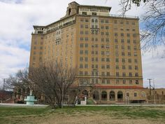 The Baker Hotel Mineral Wells, Texas