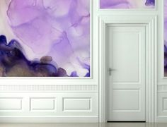 Painting Your Walls With Watercolors - 25 Ideas_17