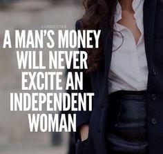 Money nope