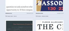11 Resources for Font Pairing & Typography Inspiration - New Media Campaigns