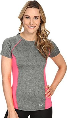 Under Armour UA CoolSwitch Trail Short Sleeve Shirt - Women's | AMAZON.COM saved by #ShoppingIS