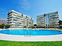 STYLISH APARTMENT WITH SWIMMING POOL IN THE CENTRE OF SALOU S206-005 LARIMAR   Holiday Rental in Salou from @HomeAwayUK #holiday #rental #travel #homeaway 2 Bedroom Apartment, Home And Away, Swimming Pools, Centre, Stylish, City, Outdoor Decor, Holiday, House