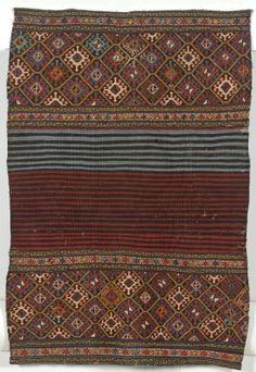 Szőnyeg - ún. szumák szőnyeg, 19. sz. Kaukázus, IMM