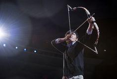 Dong Woo Jang on stage at TED2013, Photo: James Duncan Davidson