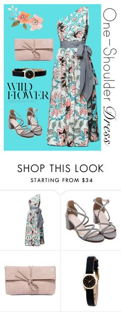 """""""Flower"""" by riskisaumirf on Polyvore featuring Antonio Marras, LULUS and Marc by Marc Jacobs"""