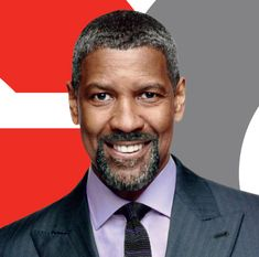 Denzel Washington Debuts New Hair On The Cover Of GQ