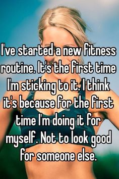 18 Very Real Fitness Confessions We Can All Relate To (Photos)
