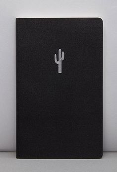 Cactus Graphic Notebook | FOREVER21 - 1000115030