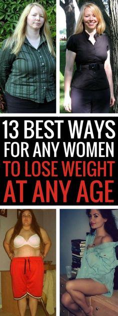 13 safe and healthy ways to lose weight quickly and for good.