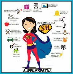Algunas cualidades de las educadoras …