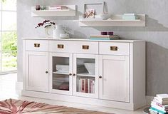 Sideboard Decor, Storage, Sideboard, Sweet Home, Cabinet, Furniture, Interior Design, Home Decor, Room