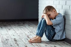 young boy sits alone sad male female stop bullying stock photo image Exposure Therapy, How To Handle Stress, Working Memory, Stop Bullying, National Association, Young Ones, Baby Sister, Our Kids, Sons