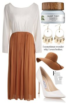 """214"" by erohina-d ❤ liked on Polyvore featuring Jimmy Choo"