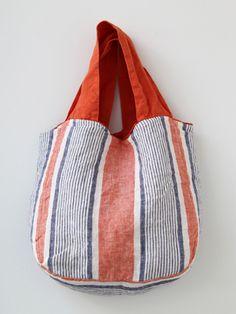 Handmade Linen Bag, Lino e Lina オンラインストア