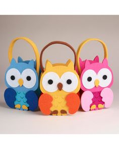 Owl Birthday Party Favors