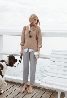 Look of The Day – one cold day Skandinavian Fashion, Cold Day Outfits, Winter Outfits, Knickers Pants, Smart Casual Women, Trouser Outfits, Mode Chic, Business Outfit, Effortless Chic