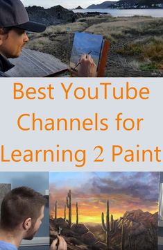 Learn to draw and paint via video channels and online tutorials. Landscape, portrait, still life and more. Acrylic Painting Techniques, Painting Lessons, Art Techniques, Art Lessons, Painting Tips, Fine Art Drawing, Painting & Drawing, Drawing Tips, Learn Art