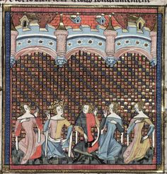 Decorative hem (to the far left)